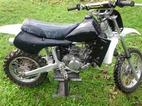 Cross Motorrad 65ccm by Kawasaki 60 65 Ccm Kindercrossmaschine Bestes Angebot