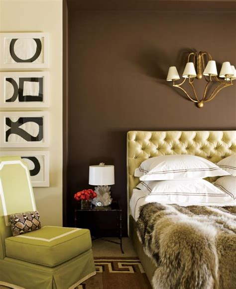 faux fur bed 15 chic bedrooms with faux fur bedding https interioridea net