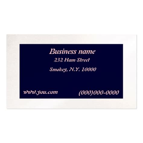 how to make your own business cards template for your own business card nuhelper