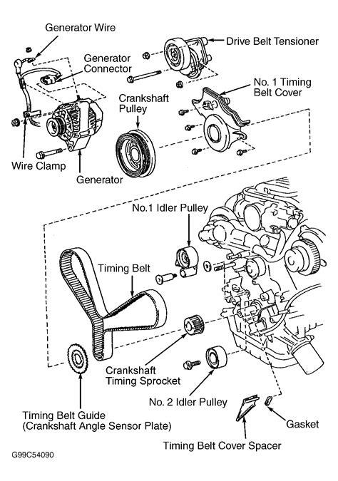 service and repair manuals 1989 lexus ls spare parts catalogs service manual 1989 lexus ls timing chain diagram 1990 lexus ls 400 serpentine belt routing