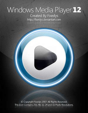 free download windows media player 12 software or