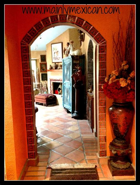 Mexican Home Decor by Mexican Style Home Decorating
