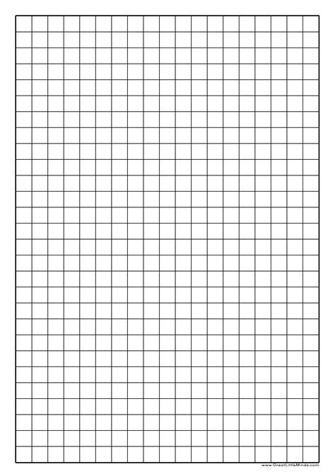 printable graph paper for math graph paper printable 8 5x11 full sheet free
