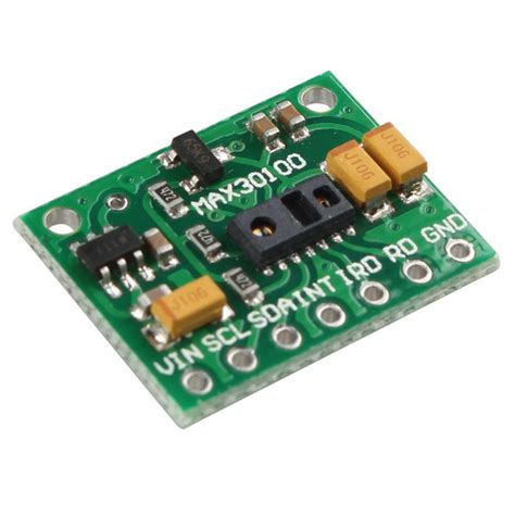 Cosmetic Value Of Some Pulses by Max30100 Pulse Oximeter Rate Sensor Module Free