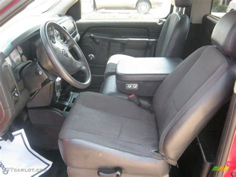2002 dodge ram 1500 st regular cab interior photo