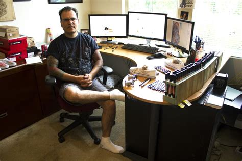denton tattoo shops denton artist brings his of tattooing to a new medium
