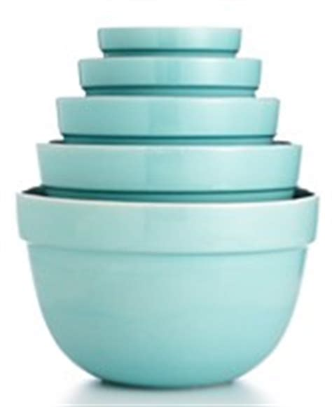 Sonoma Blue Gradation bowl set martha stewart collection from macy s mixing