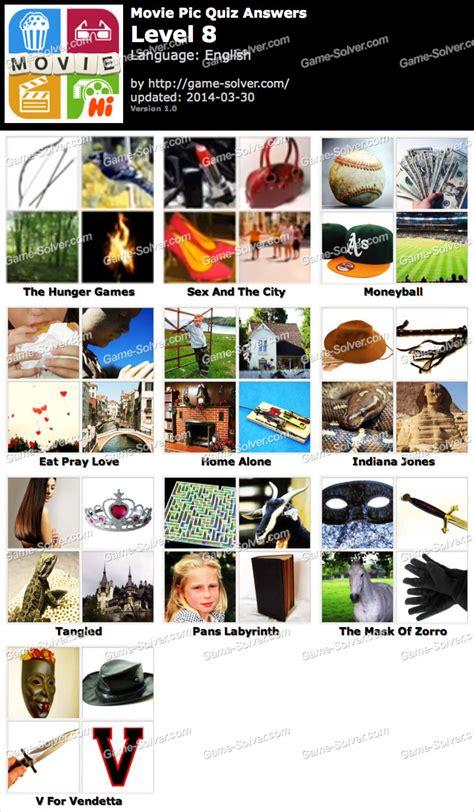 film quiz level 49 movie pic quiz level 8 game solver