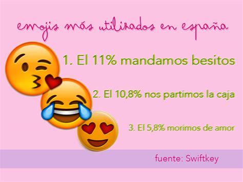 imagenes de emoji con frases de amor mandamos besos nos partimos de risa y morimos de amor