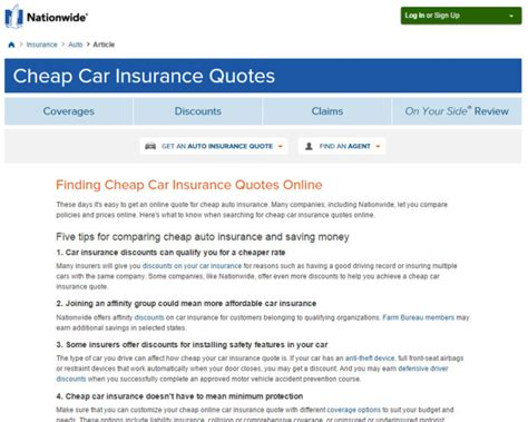 cheapest auto insurance quotes  tennessee