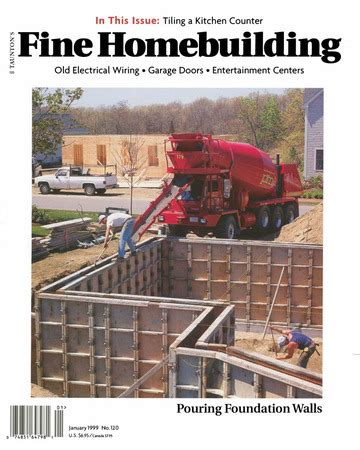 issue 190 fine homebuilding issue 120 fine homebuilding