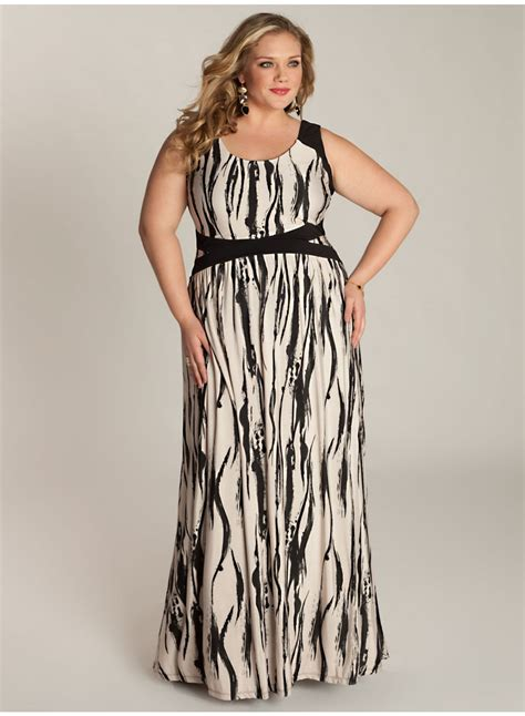 plus size maxi dresses for summer wardrobelooks