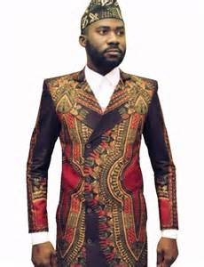African custom clothing mens blazers dashiki for men brand clothing