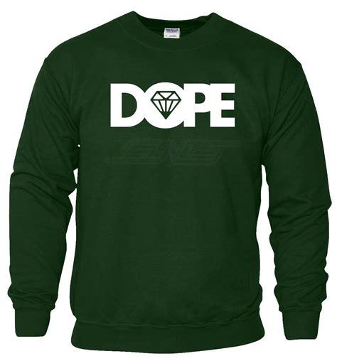 Hoodie Sweater Dope boy unisex dope sweater hoodie new jumper sweat shirt all sizes l s ebay