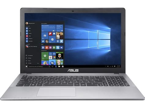 Ram Laptop Asus X550ze asus laptop x series x550ze wbfx 15 6 inch hd with amd fx series fx 7500 2 10 ghz 1tb