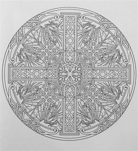 creative haven snowflake mandalas 0486803767 17 best images about color mandalas on dovers book and snowflakes