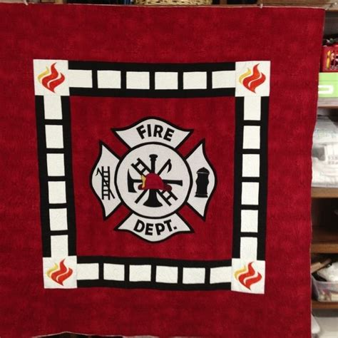 Fireman Quilt Pattern by Best 25 Fireman Quilt Ideas On Firefighter
