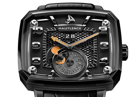 Digitec Dualtime Original hautlence introduces destination the brand s dual time zone monochrome watches