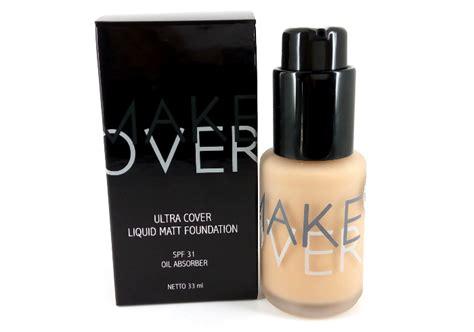 Dan Review Foundation Makeover review make liquid matt foundation pink shade