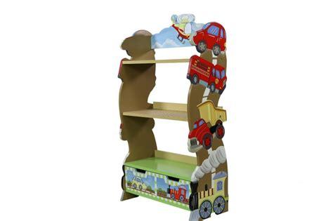 Teamson Magic Garden Bookcase Cool Fun And Unique Bookcases For Children