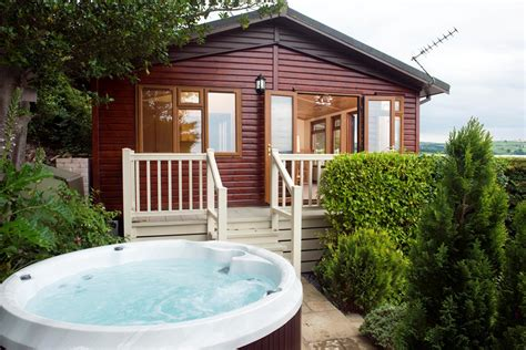 Wales Cottages With Tub by Luxury Lodge With Tub In Wales