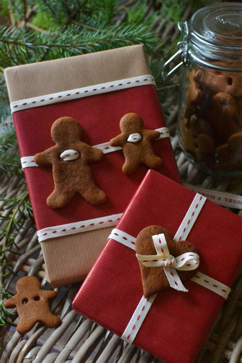 homemade gingerbread gift tags garlands decorator s