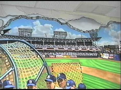 baseball stadium wall mural baseball stadium wall mural peenmedia