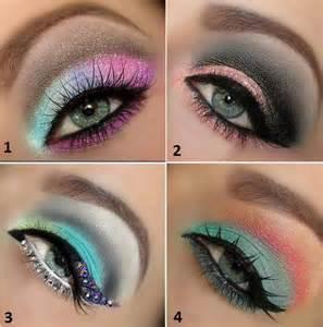 colorful eye makeup colorful eye makeup makeup picture