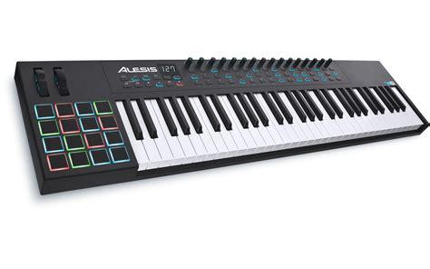alesis vi61 keyboard and beatbox performance vi61 alesis de