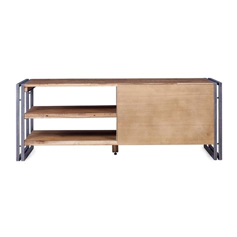 130 wood and metal kosyform tv stand - Wood And Metal Tv Stand