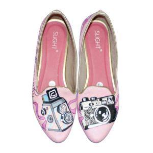 Sepatu Wanita 785 sepatu flat wanita sepatu haihil wedding sepatu cantik