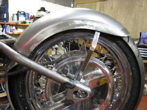Fender Spakbor Belakang Ducktail Chopper Bobber 7 5 quot west coast choppers rear fender fits harley custom cycle