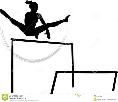 clipart ginnastica gymnastics bar clipart