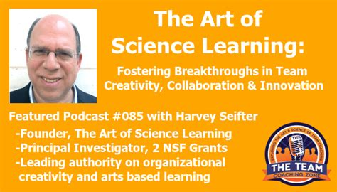 team creativity and innovation books harvey seifter the of science learning fostering