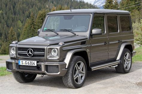 mercedes g63 amg prices reviews and new model