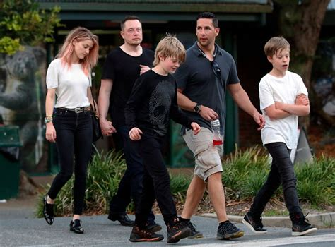 elon musk kids amber heard johnny depp s ex out with billionaire elon musk