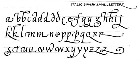 printable italic letters 1000 images about chancery cursive on pinterest