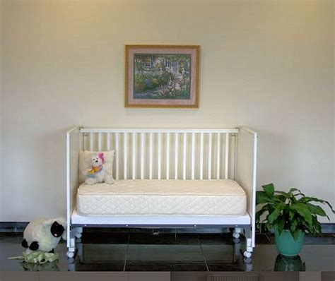 Natural Organic Crib Matresses Nature S Country Store Innerspring Crib Mattress