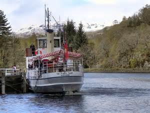 sir walter scott boat loch katrine ss sir walter scott at loch katrine 169 david dixon
