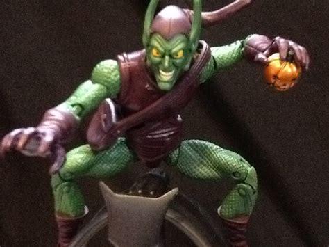 Series 13 5 Goblin marvel legends series 13 onslaught green goblin