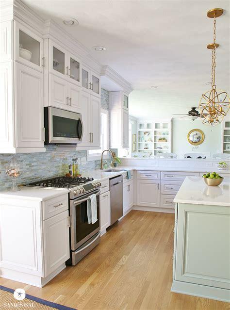 beach style kitchen makeover ideas