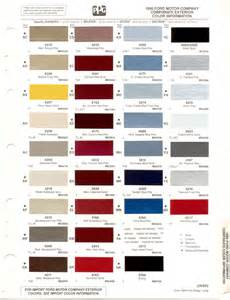 volvo truck color chart pictures to pin on pinterest