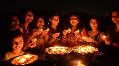 diwali lighting festival celebration hd wallpapers rocks