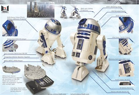 How To Make R2d2 Out Of Paper - m2d2 the diy miniture r2d2 by technopro working progress