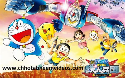 doraemon movie and games doraemon in nobita and the steel troops full movie in
