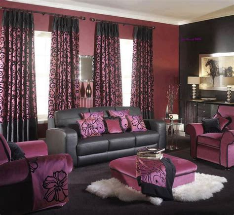 Pink Living Room Ideas Living Room Decorating Ideas Pink N Grey