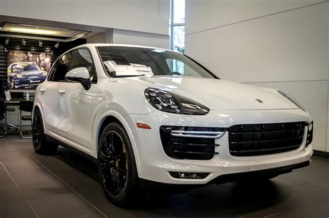 Porsche Cayenne Fully Loaded Price Dealer Inventory 2016 Cayenne Turbo S Loaded Rennlist