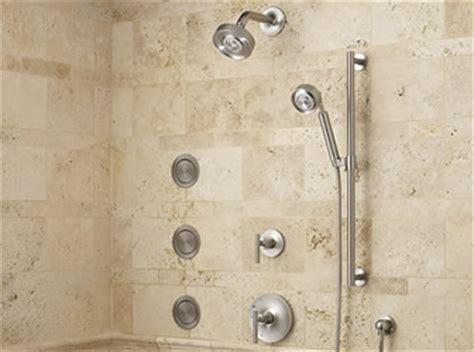 Kohler Showers by Kohler Shower Kohler Purist Luxury Shower Kit The Luxury