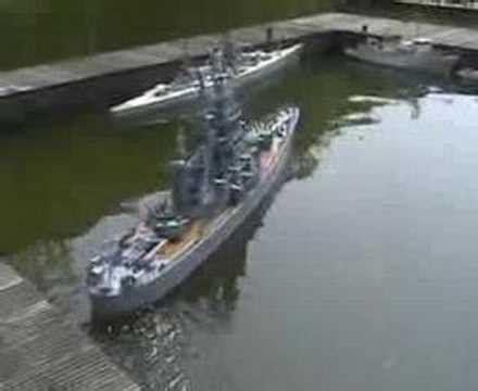 rc boats war rc model navy ship meeting at club rmi in holland youtube
