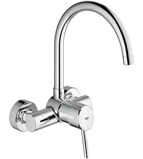 grohe concetto kitchen faucet grohe concetto 32667001 kitchen faucet